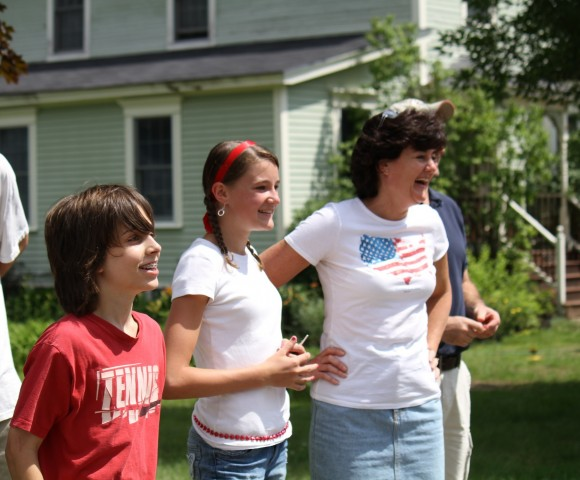 Fourth of July, Bartlett, NH