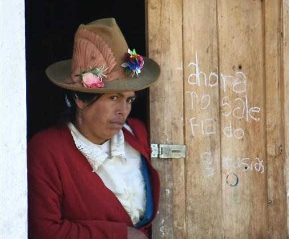 Ischinca Valley, Peru