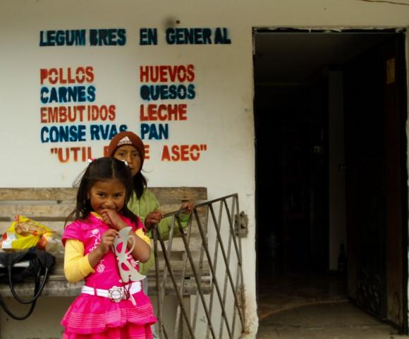 Storefront, Papallacta, Ecuador
