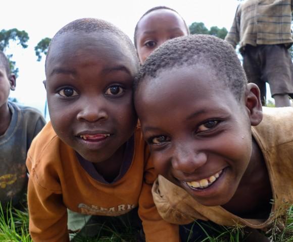 Virungas, Rwanda