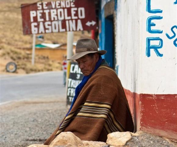 Gas Attendant, Peru