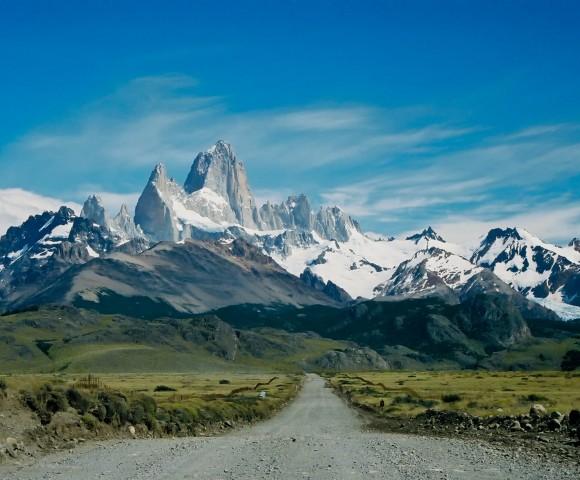 Road to el Chalten, Argentine Patagonia