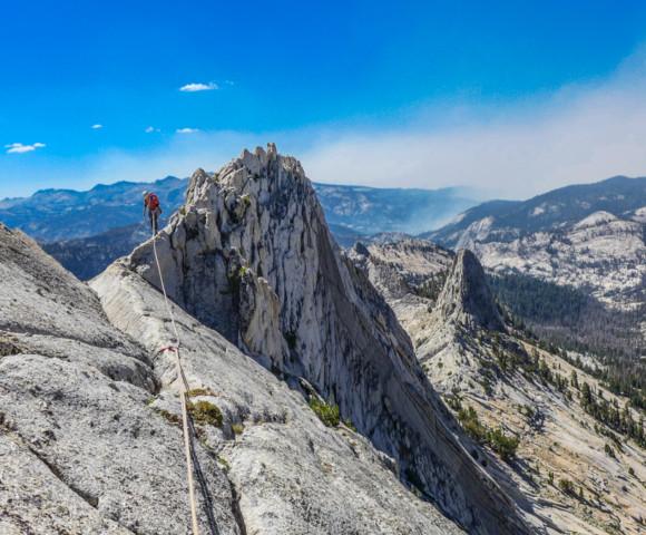 Matthes Crest^Yosemite, California