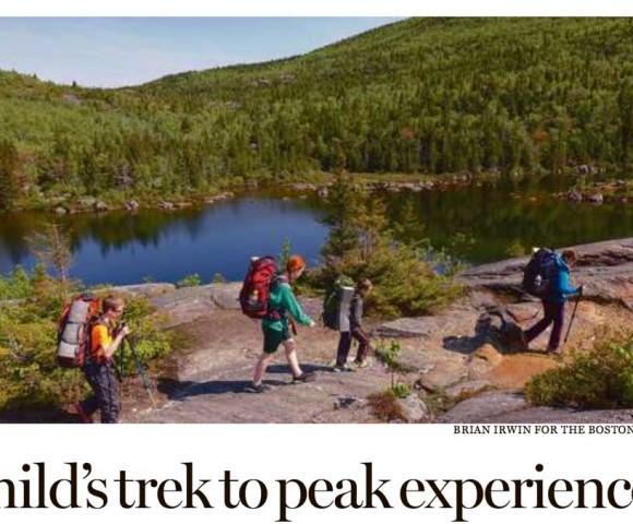 Child's Trek to Peak Experience