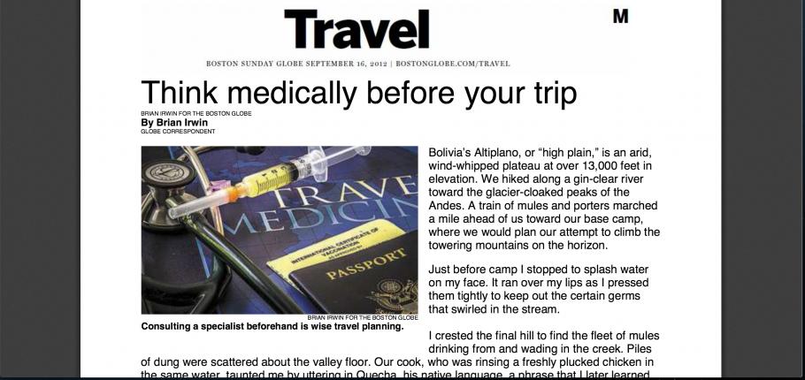 Medical articles